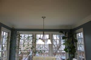 ceiling repaired